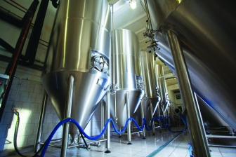 Breweries peracetic acid